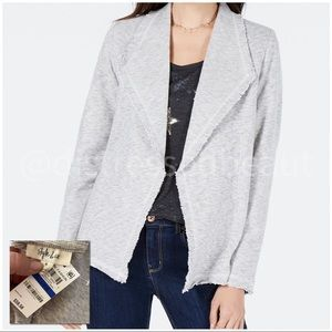STYLE & CO | NWT | Wide Lapel Open Front Blazer